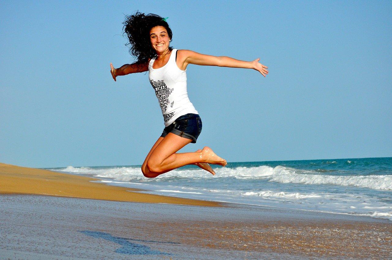 woman, beach, jump-332278.jpg